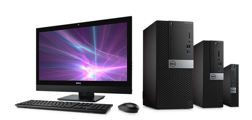 This is an image of the Dell Optiplex.